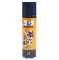 Spray Adhesivo temporal para tejido y papel. 250ML.