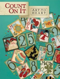 COUNT ON IT. Nancy Halvorsen. Diseños con números