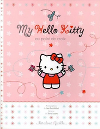 Libro My Hello Kitty en punto de cruz. + de 100 motivos.