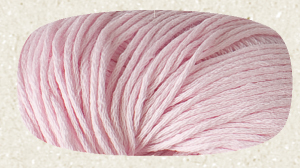 OVILLO 50GR JUST COTTON DMC. ROSE LAYETTE N06.