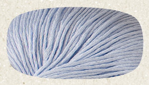 OVILLO 50GR JUST COTTON DMC. BLEU LAYETTE N05.