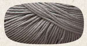 OVILLO 50GR JUST COTTON DMC. GRIS ARGENT N09.