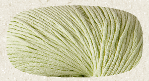OVILLO 50GR JUST COTTON DMC. LIGHT GREEN N12.