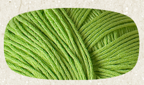 OVILLO 50GR JUST COTTON DMC. PISTACHE N13.