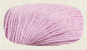 OVILLO 50GR JUST COTTON DMC. ROSE SORAYA N32.