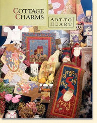 COTTAGE CHARMS. Nancy Halvorsen. Diseños con números