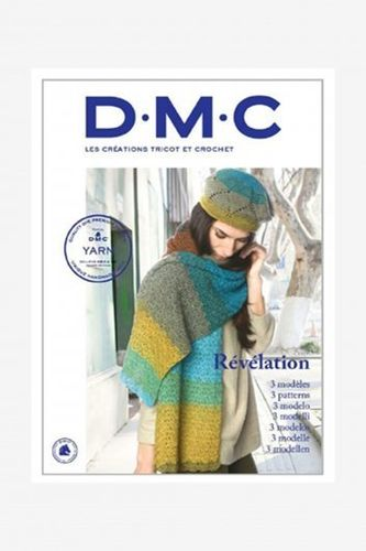 REVELATION DMC. Book and Patterns.