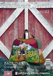 Patchwork Secrets Magazine. Number 61. 12 projects.