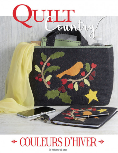 QUILT COUNTRY. N63. Edition de Saxe. Franchese.