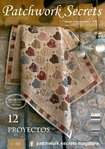 Patchwork Secrets Magazine. Number 66. 12 projects.